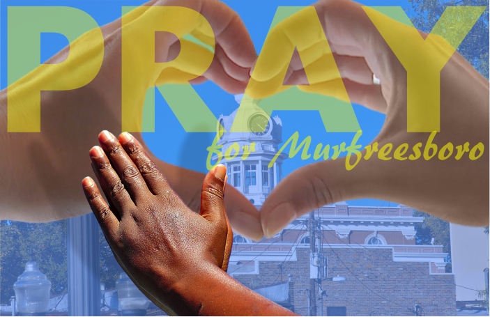 Community in Prayer for Murfreesboro Square Rally Set for Saturday