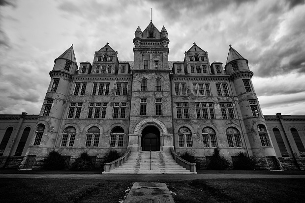 Photos of the old Tennessee State Prison