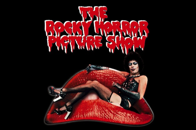 Starting Next Friday (10/21/16) The Rocky Horror Picture Show to be Featured at Midnight in Murfreesboro