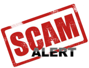 IRS and Employment Scams in Murfreesboro