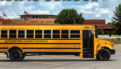JUST IN: Rutherford County AND Murfreesboro City Schools Closing Two Hours Early