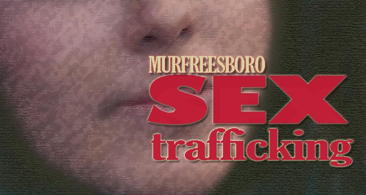 Sex Trafficking victim pleads for help in Murfreesboro