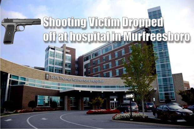 Man Shot in Murfreesboro on Saturday, but Uncooperative  | Keith Shephard,Murfreesboro shooting,shooting,North Highland