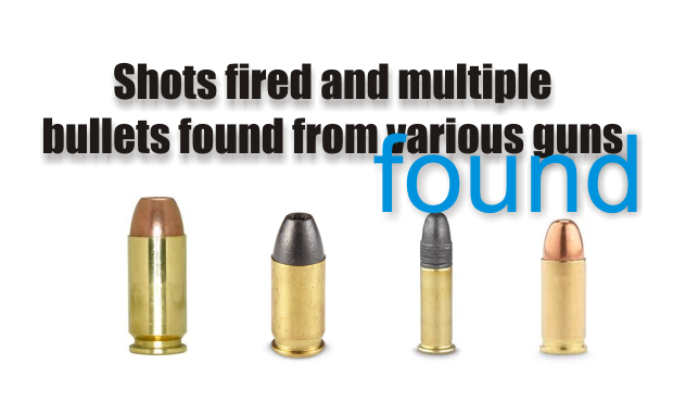 Multiple bullet shell casings found in Murfreesboro after