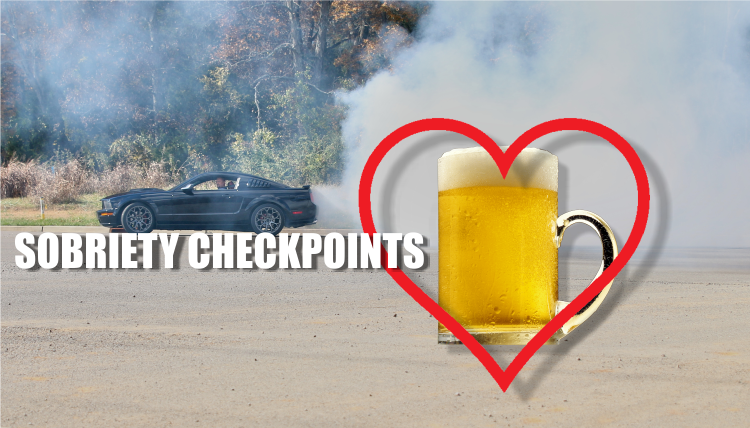 More Labor Day DUI Checkpoints Announced in Rutherford County