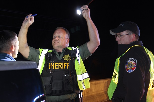 One DUI Charge After Rutherford County Sheriff's Office DUI Checkpoint