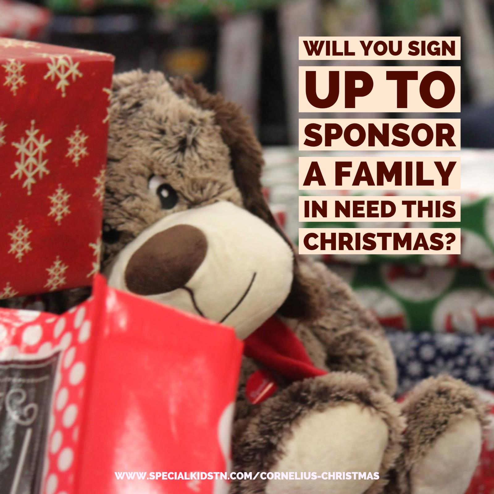 Sponsor a Special Kids Family for Christmas - Murfreesboro News and ...