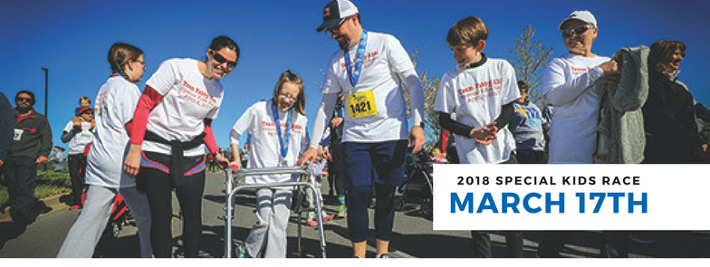 7th Annual Special Kids Race is March 17th