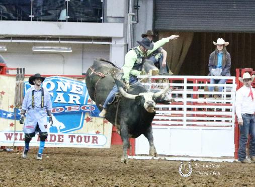 Rodeo in Murfreesboro on March 3rd and 4th