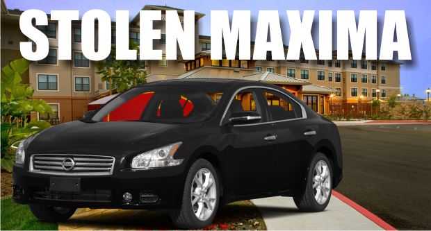 Visitor to Murfreesboro has car stolen at local hotel