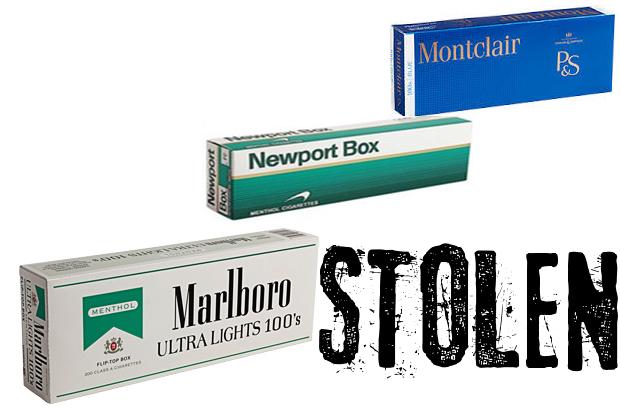 The Murfreesboro heist of the smokes