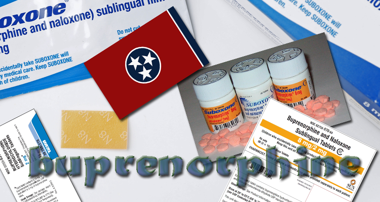 Tennessee Dept of Health Finds Some Overdose Deaths Associated with Buprenorphine