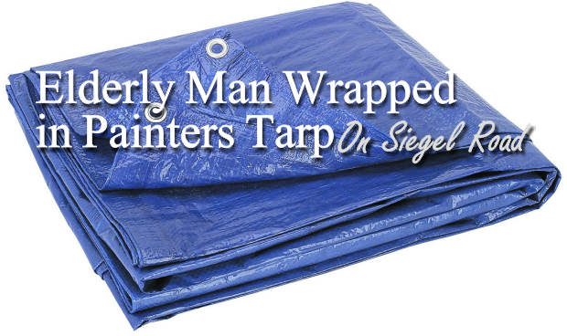 Elderly man in Murfreesboro found wrapped in painters tarp and feces