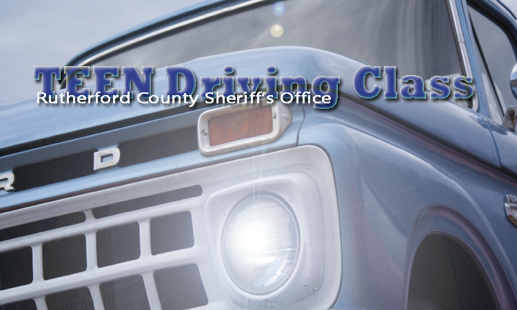 Sheriff's Office Offers Enhanced Driving Class for Teens