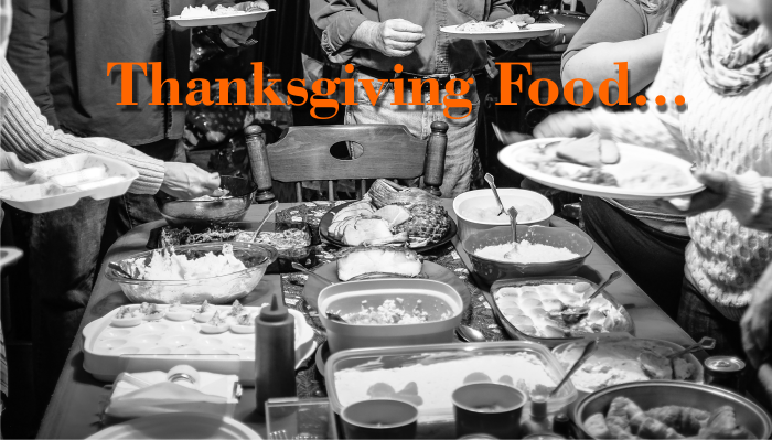 Surviving Thanksgiving dinner without derailing a healthy diet