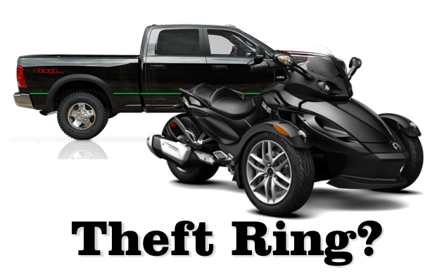 UPDATE: Theft Ring broken up in Murfreesboro - Multiple stolen vehicles seized