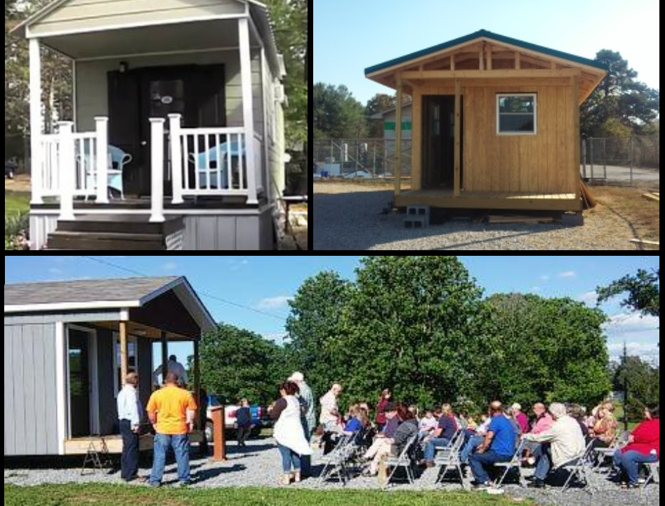 Fundraiser to be held Dec. 2nd for U.S. Veteran Tiny Homes in Rutherford County, TN