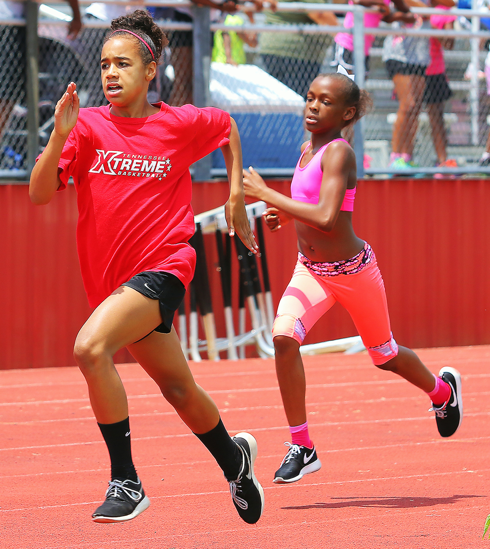 USA Track and Field Future Stars State Track meet was in Murfreesboro
