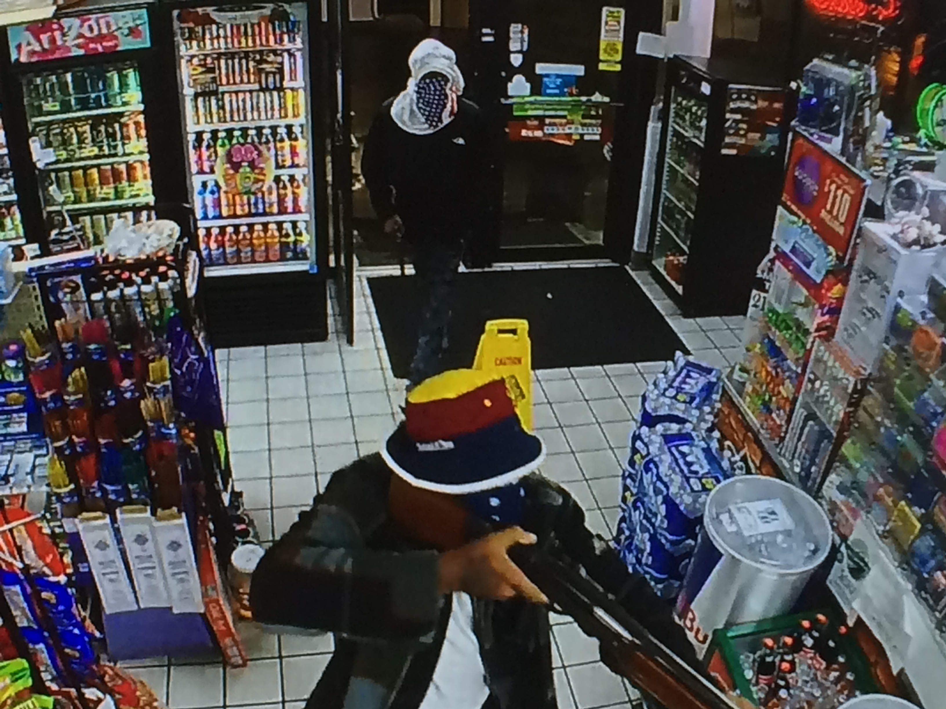 UPDATE: Armed Robbery Reported at University Market next to Chelsea Place Apartments - see video