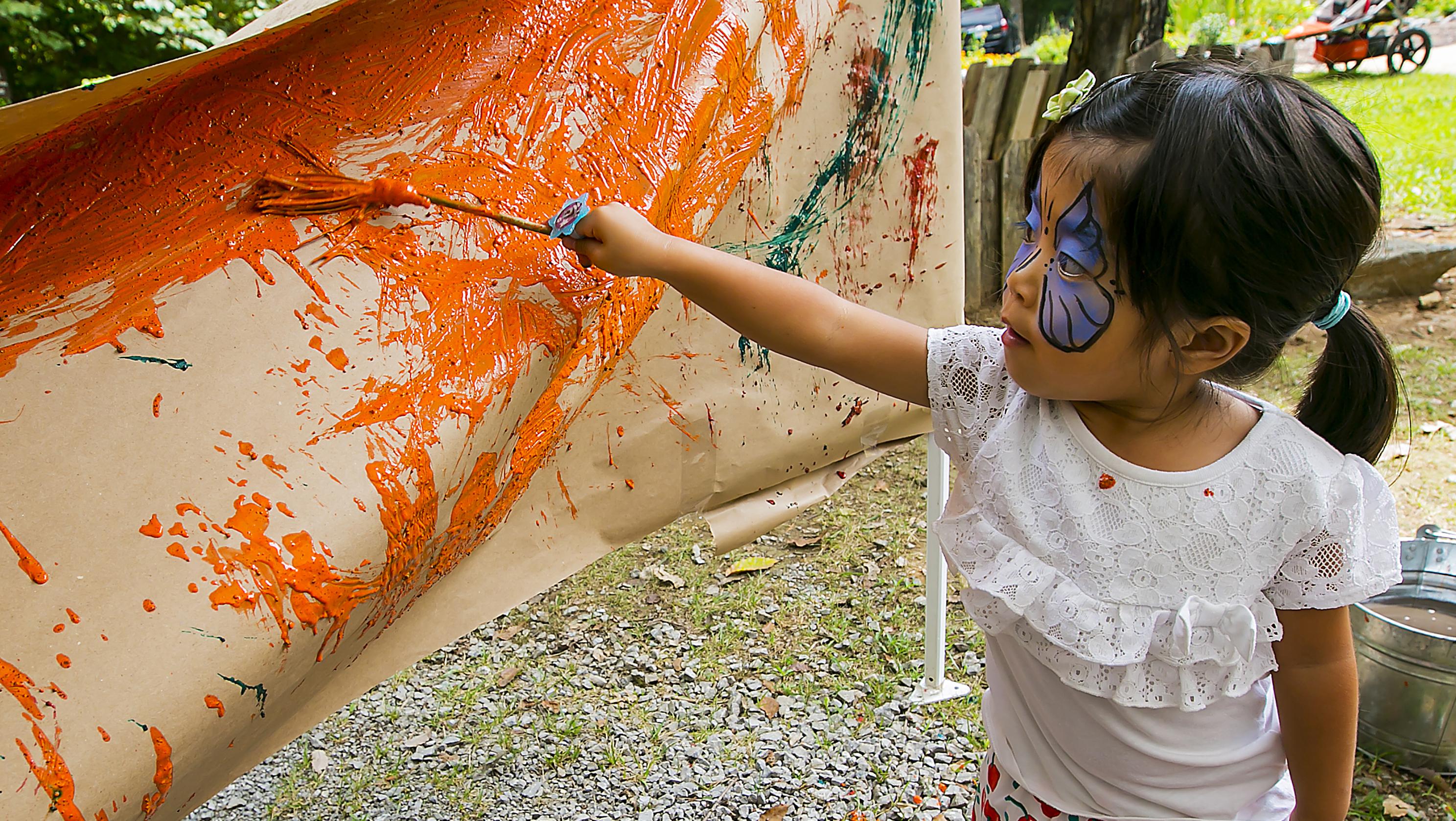 Wild Arts Day was Fun for All in Murfreesboro