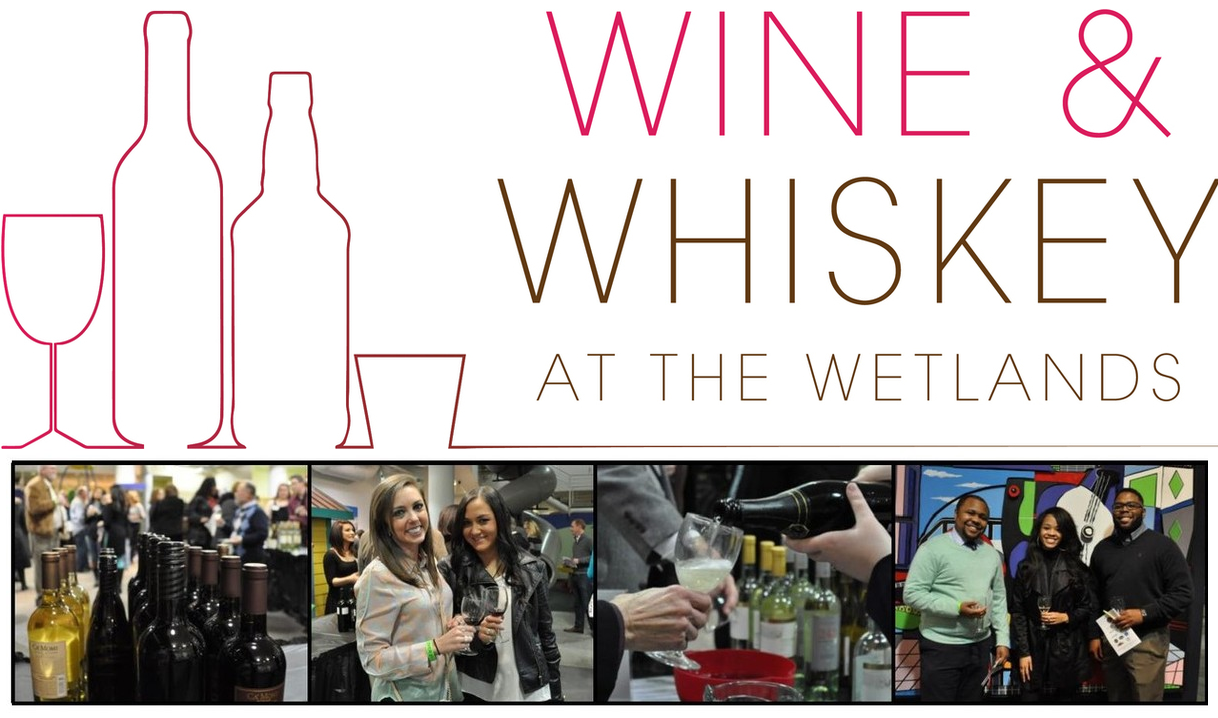 Discovery Center to host 'Wine & Whiskey at the Wetlands'