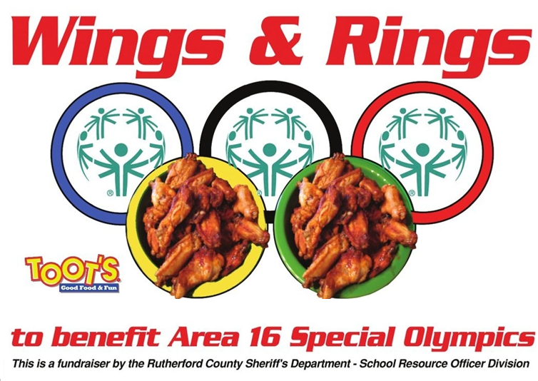 Wings and Rings fundraiser for Special Olympics nearing