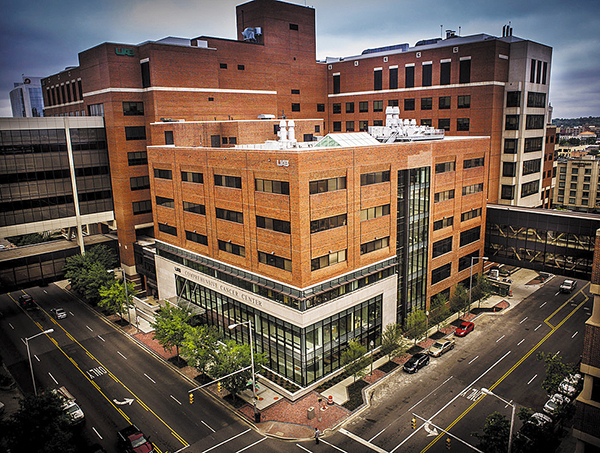O'Neal Industries Gift will transform the UAB Comprehensive Cancer Center