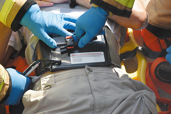 Life-saving Battlefield Tourniquet Approved for Use by Alabama First-Responders