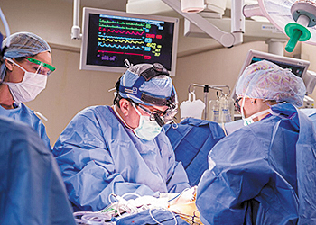 US News & World Report ranks UAB Cardiology and Heart Surgery No. 18