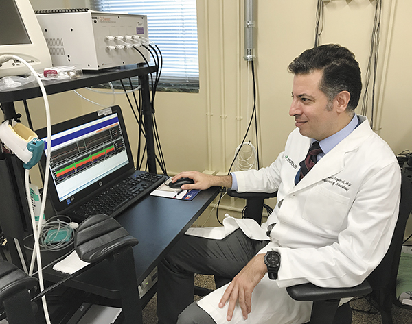 UAB Now Offers Autonomic Testing with a Comprehensive Lab
