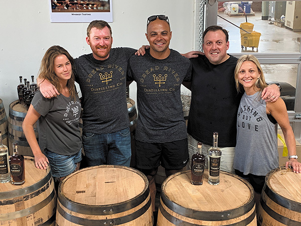 The Dread River - Where Spirits, Beer and Wine Flow