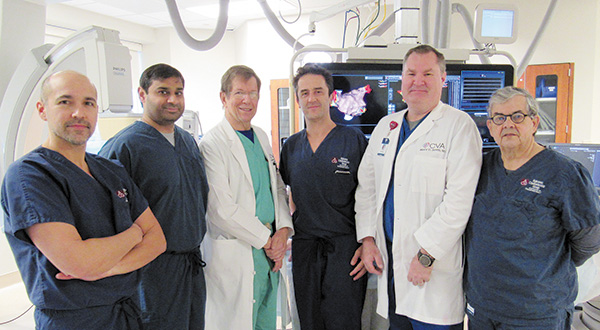 Grandview Electrophysiology Lab | electrophysiology, atrial fibrillation, AFib, AAL closure, EP Lab, Jose Osorio MD, Grandview Medical Center, Jane Ehrhardt, Birmingham Medical News; Alabama Cardiovascular Group.