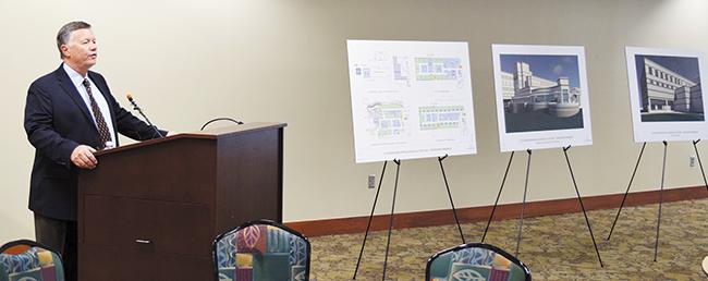 Cullman Regional Announces Plans for $30 Million Expansion