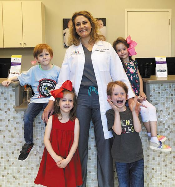 DeShazo's Quadruplets help her Relate to Parents of Multiples