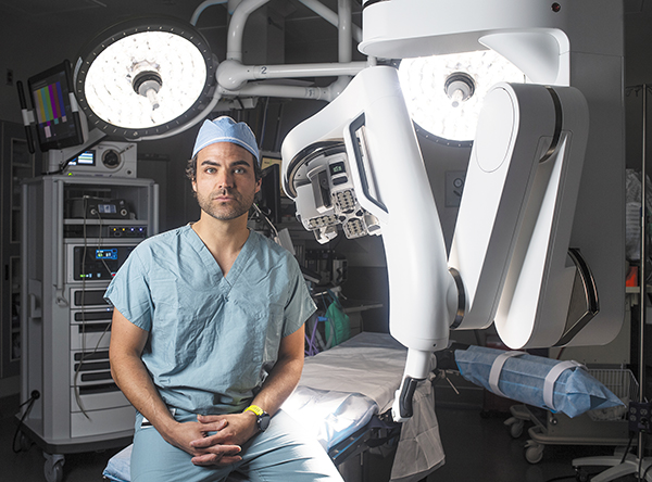 UAB Offers Single-Port Robotic Surgery