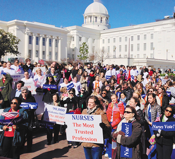 Compact License Legislation Opens Alabama to Nurses from Other States