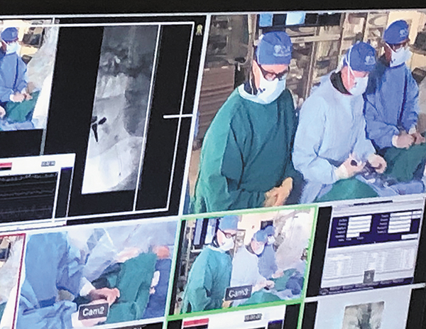Brookwood Baptist Medical Center Structural Heart Team Selected to Perform Live Cases