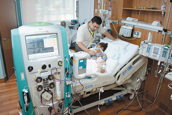 Adapting Technology Saves Tiny Patients