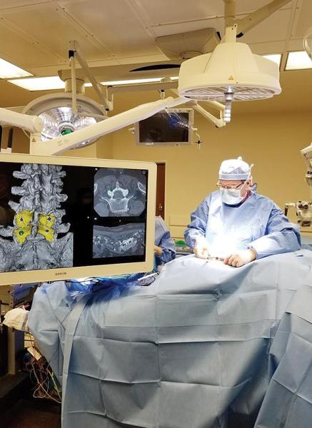 New Navigation System Improves Cranial and Spine Procedures