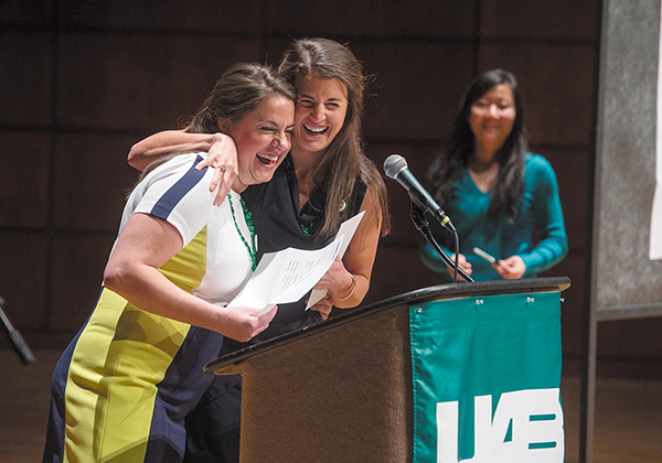 UAB Medical Students Celebrate Successful Match Day