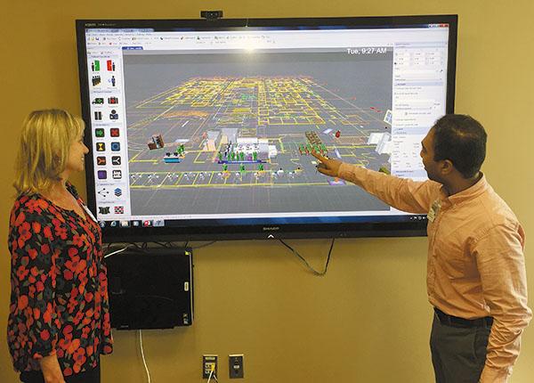 Computer Simulation Can Improve Patient Flow