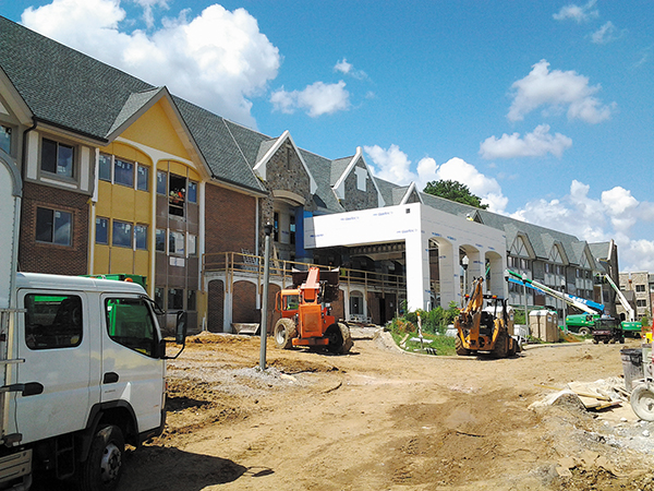 Fair Haven's Renovation Opens in fall 2017