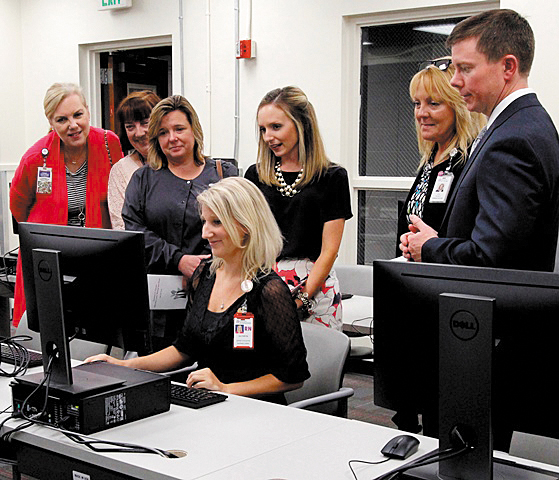 St. Vincent's Opens New Education Center at Samford