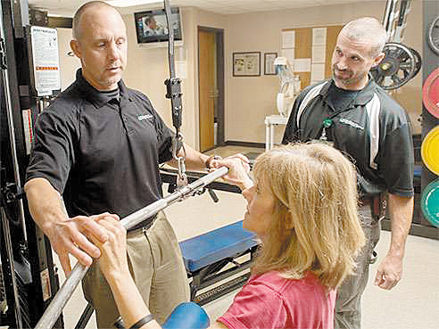 UAB Opens State-of-Art Facility for Clinical Trials of Exercise Medicine