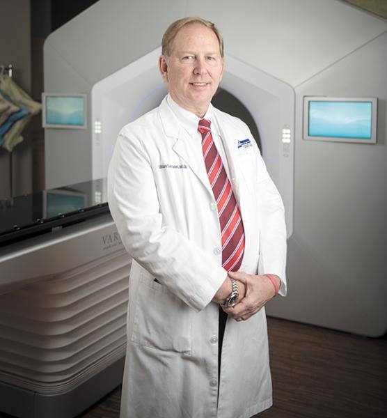 New Linear Accelerator Streamlines Radiation Treatment for Cancer