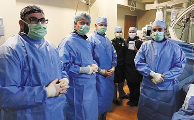 Princeton Baptist First in Southeast to Offer New Technology in Treatment of Severe Aortic Stenosis