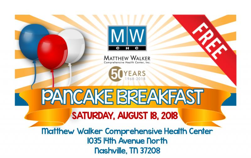 Aug. 18: MWCHC Free Annual Community  Pancake Breakfast and Block Party