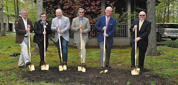 Cumberland Heights Breaks Ground on ARCH Academy