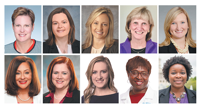 Women to Watch Class of 2018