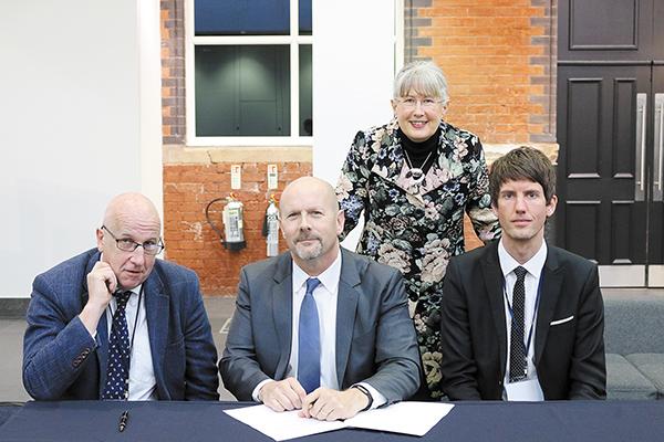 Briovation Signs Transatlantic Partnership Agreement